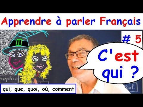 1f02cccf4 Apprendre à parler le français : le verbe être et les personnes # 5 ...