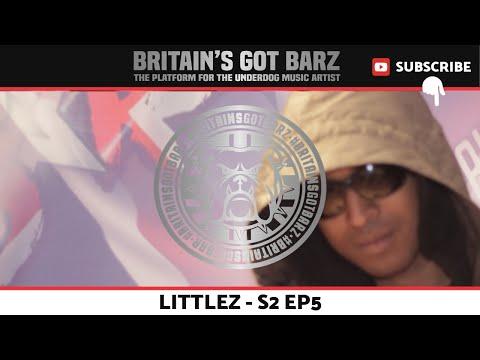 Littlez | S2 EP5 | Britain's Got Barz Performance