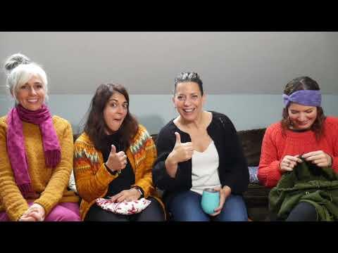 The Knitters' League Podcast :: Episode 35из YouTube · Длительность: 1 час9 мин6 с