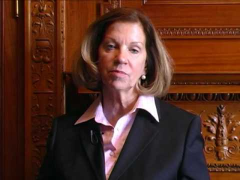 Massachusetts Senate President Therese Murray
