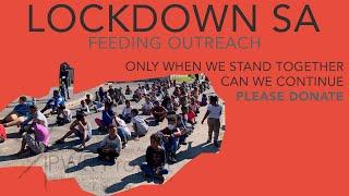 Lockdown SA Feeding Outreach - COVID-19 Lockdown 18/06/2020