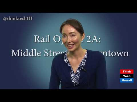 A Forum on Rail Option 2A: Middle Street to Downtown
