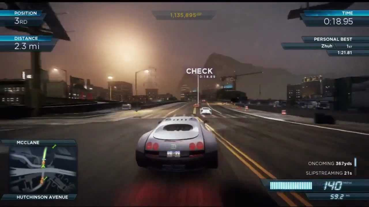 need for speed most wanted 2012 bugatti veyron 2 full races gameplay nfs01 youtube. Black Bedroom Furniture Sets. Home Design Ideas