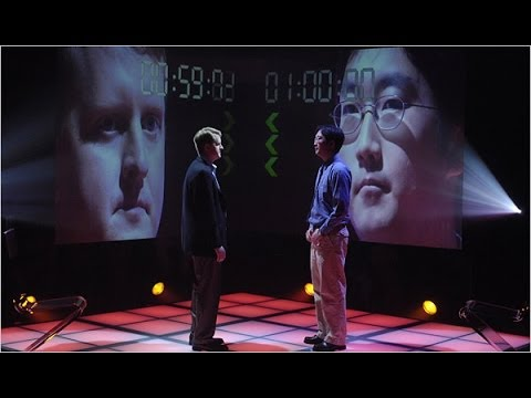 Game Show Nationals Match #5: Ken Jennings vs Victor Lee