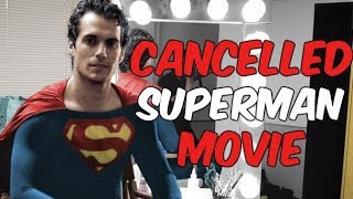 The Weird Cancelled 2009 Superman Returns Sequel | Cutshort