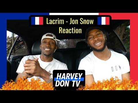 Lacrim - John Snow Reaction  #harveydontv @raymanbeats