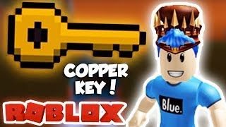 *EASY* HOW TO GET COPPER KEY IN ROBLOX!! (Ready Player One Event)