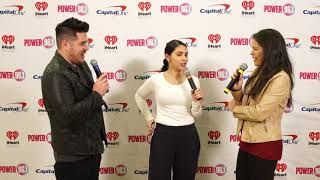 Mack & Nina Interviews Alessia Cara Video