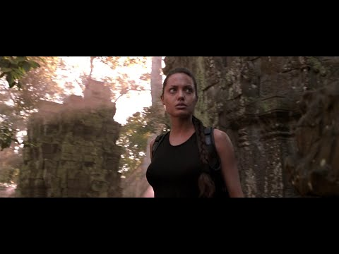 Exploring Angkor Wat (Part 3) Lara Croft: Tomb Raider (2001)
