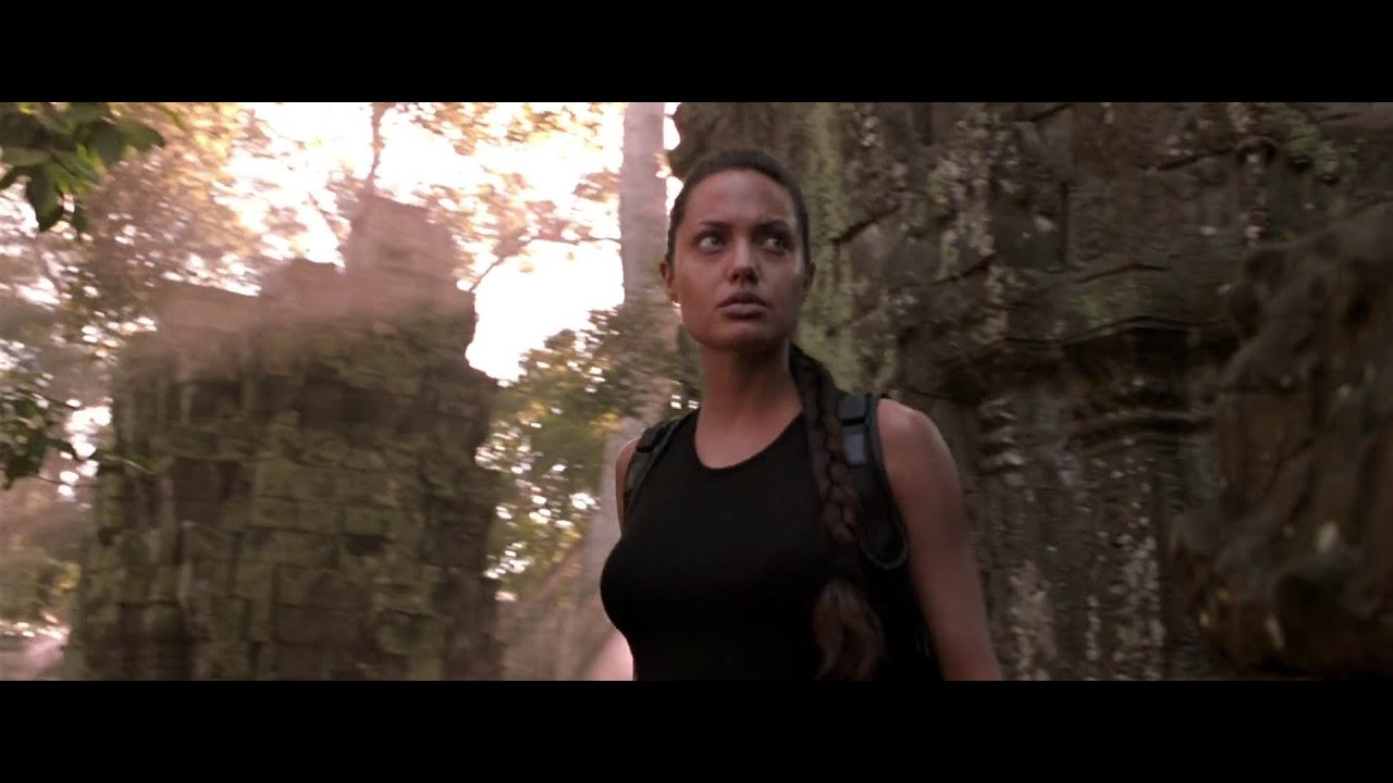 Exploring Angkor Wat (Part 3) Lara Croft: Tomb Raider (2001) - YouTube