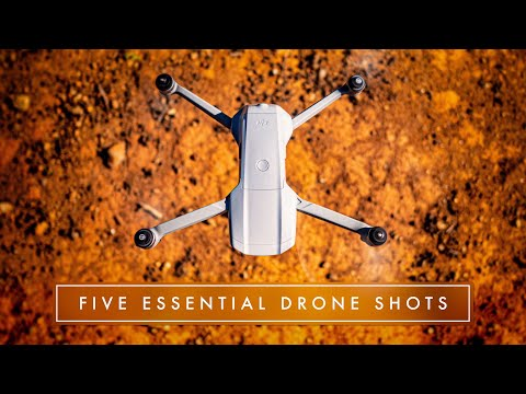 MAVIC AIR 2 // THE ONLY 5 DRONE SHOTS YOU WILL EVER NEED!!