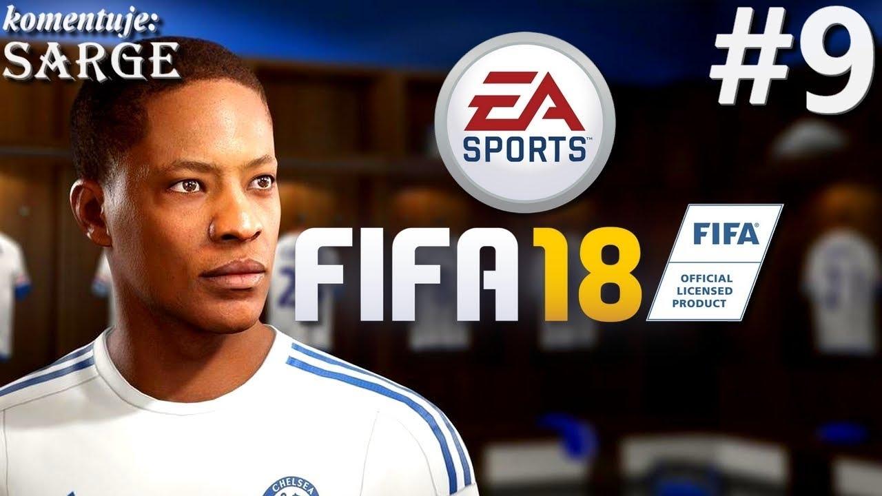 Zagrajmy w FIFA 18 [60 fps] odc. 9 – Walka o fazę play-off | Droga do sławy