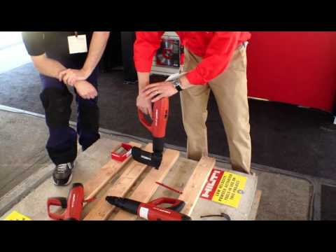 Hilti DX 351 Fully Automatic Powder Actuated Tool with X MX 32 Magazine 374