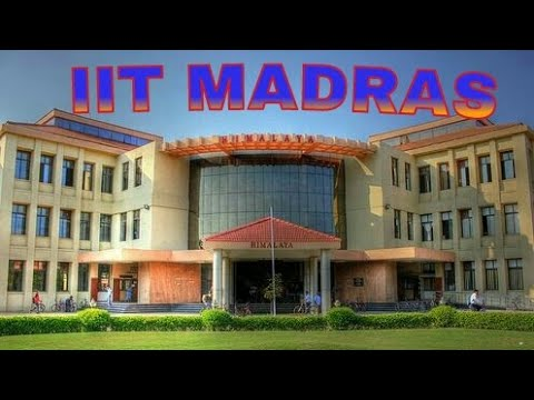 IIT Madras Campus ||Full Campus View ||Year Of Establishment 1959||Tamil Nadu State