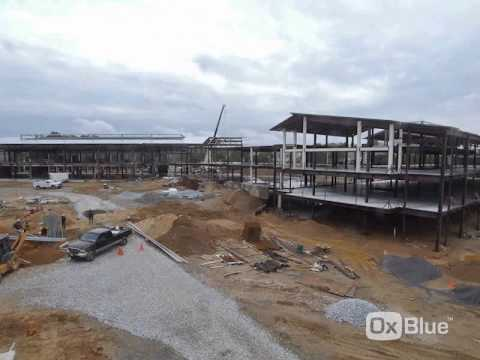 West Pharmaceutical Services, Inc. Construction Timelapse