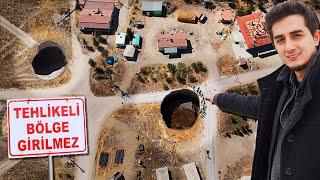 Haftada 1 Obruk: Konya'nın Köylerini Yutan OBRUKLAR! (TV'de Anlatılmıyor)