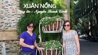 XUÂN NỒNG - Sáng tác : Nguyễn Thanh Cảnh - Ca sĩ : Trần Vũ Hà My