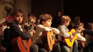 Concerto al teatro San Filippo Neri: 30 anni di chitarra Suzuki 26/11/2017