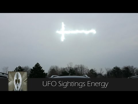 UFO Sightings Energy Object April 23rd 2017