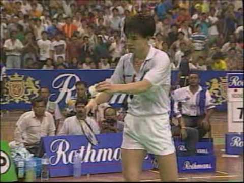 1992 Thomas Cup Final - Cheah Soon Kit/Soo Beng Kiang vs Ricky Subagja/Rexy Mainaky