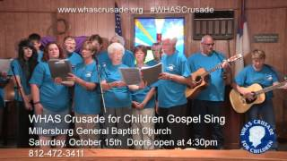 Gospel Sing for the Crusade for Children - Sa...