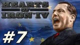 Hearts of Iron IV | Belgium Forms the European Union - Part 7