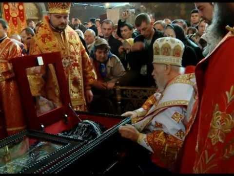Прославление схиархиепископа Антония (Абашидзе)
