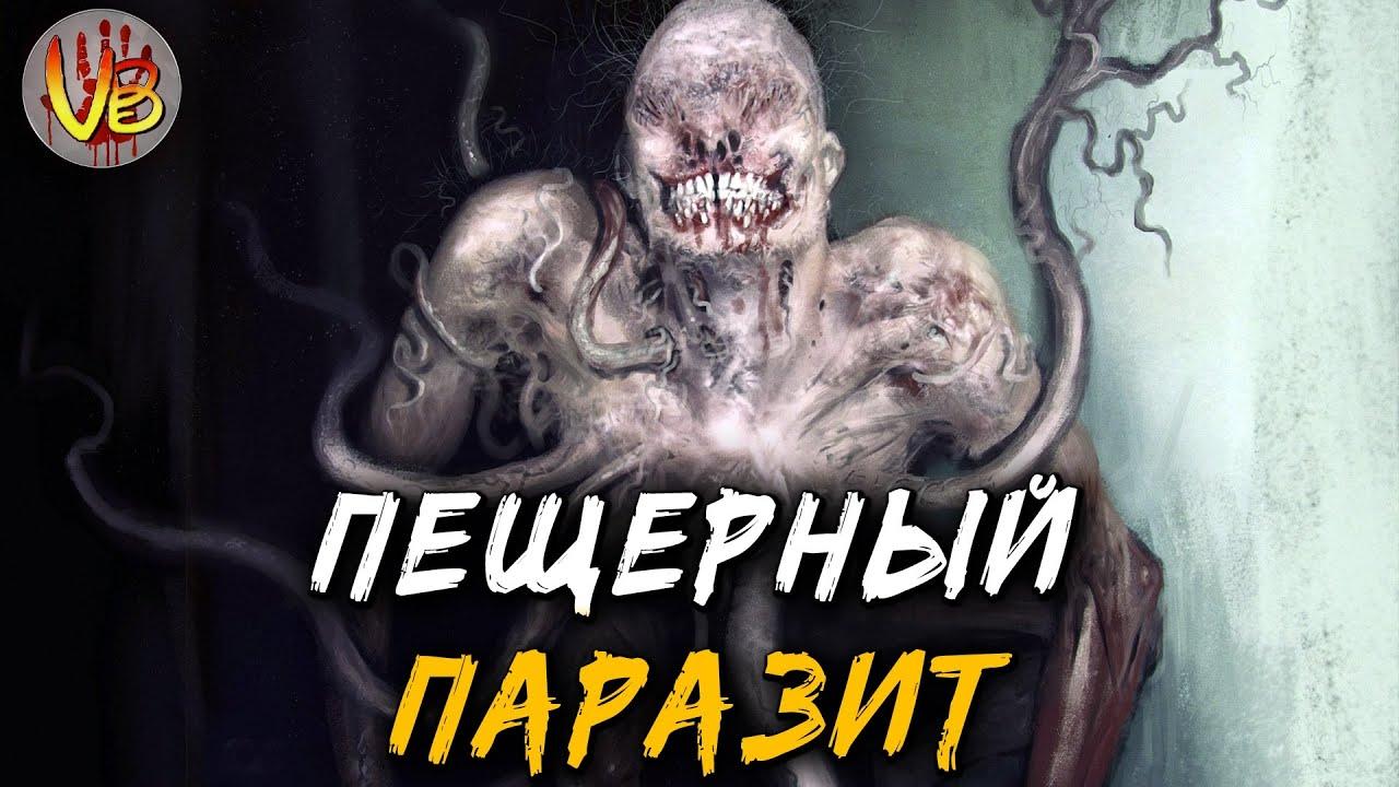 Криповая хренатень: Карпатский пещерный паразит