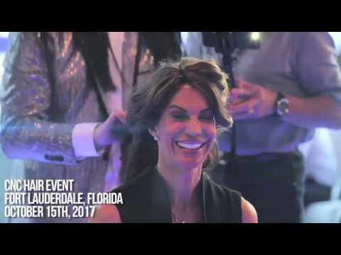 CRL Hair Event - Fort Lauderdale, FLORIDA, 15 ottobre 2017