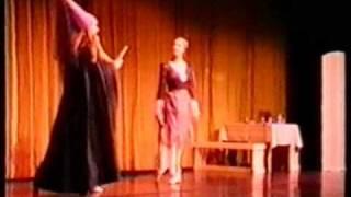 Uitvoering 1993 Assepoester - 1e Bedrijf (vervolg): In de Keuken (