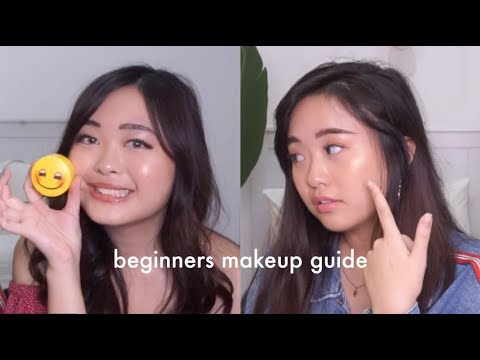 affordable beginner makeup guide  products you need ⭐️