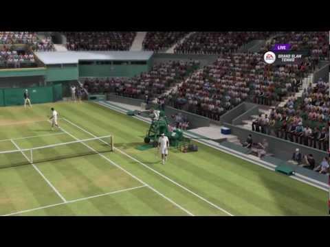 Grand Slam Tennis 2 - PS3 Gameplay HD