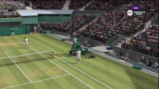 Grand Slam Tennis 2 - PS3 Gameplay HD