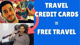 Intro To Travel Credit Cards For Free Flights | Basics Of Travel Hacking