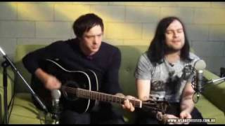 Empty With You -  The Used [Purevolume Session 2009]