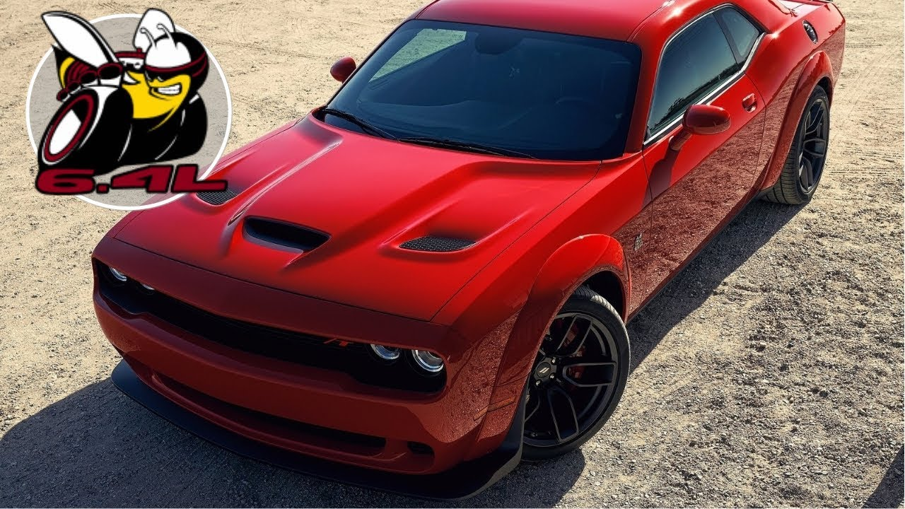 2019 Dodge Challenger Scat Pack New Features Body Style
