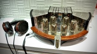 30,000 Headphones!?! -- Sennheiser Orpheus and HD800 (CES 2013)