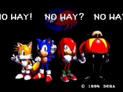 Sonic & Knuckles: NO WAY! [extended]
