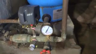 residential well tank with issues fixed thumbnail
