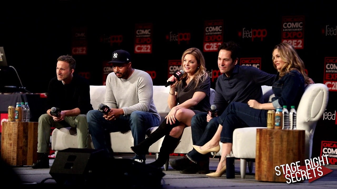 Clueless Cast Reunion Panel Interview at C2E2