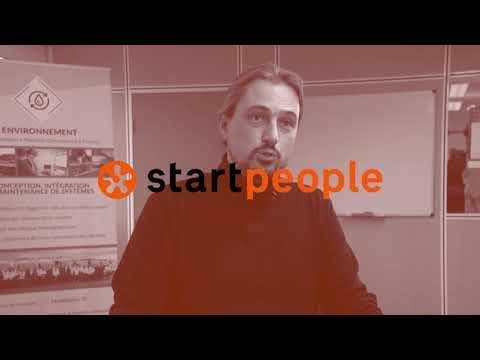 Nicolas Delbos, société Semeru, recrute avec Start People