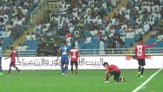 ATJ : Round ( 22 ) Al Raed vs Al hilal  First half  06 Mar 2017