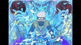 Kakashi Activate Perfect Susanoo - Naruto Shippuden