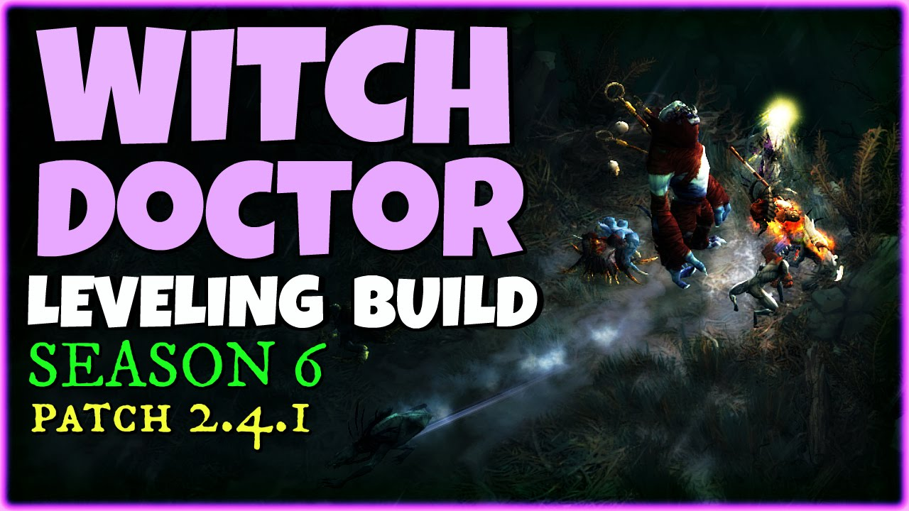 Witch Doctor Build Season