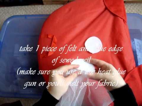 Make your own Wedding Veil DIY - YouTube
