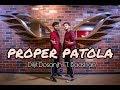 PROPER PATOLA - Diljit Dosanjh FT. Badshah || Abhishek X Shaanu ||