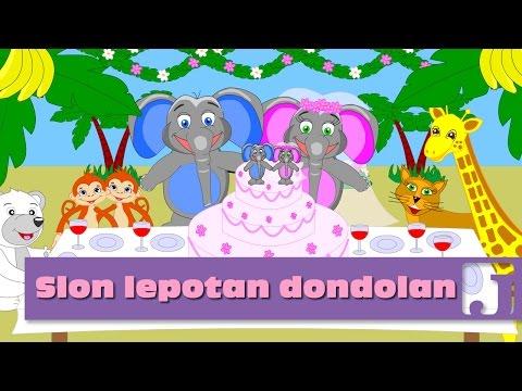 Slon lepotan Dondolan (Don-Dolan) - Minja Subota | Dečije pesme | Pesme za decu | Jaccoled C