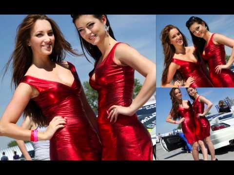 Slovakia Girls - FIA WTCC 2012