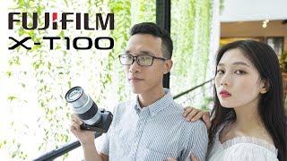 Đánh giá chiếc máy ảnh 17 triệu Fujifilm XT-100