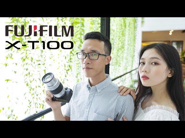 [Vật Vờ Studio] Đánh giá chiếc máy ảnh 17 triệu Fujifilm XT-100